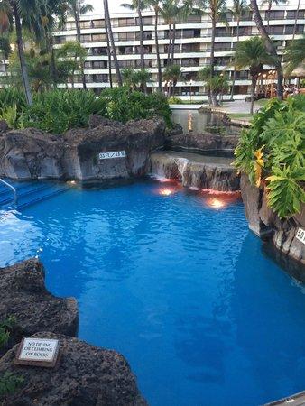 Sheraton Maui Resort & Spa: Pool area