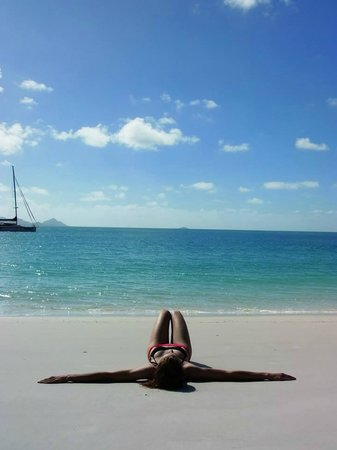 Whitehaven Beach : vista 2