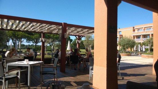 Hotel Quinta da Marinha Resort: Quinta da Marinha Resort Hotel restaurant area