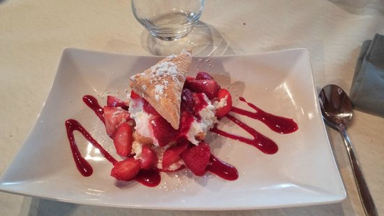O Comptoirs des Saisons : Mille-feuille aux fraises