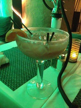 Avalon Hotel: вечерний коктейль