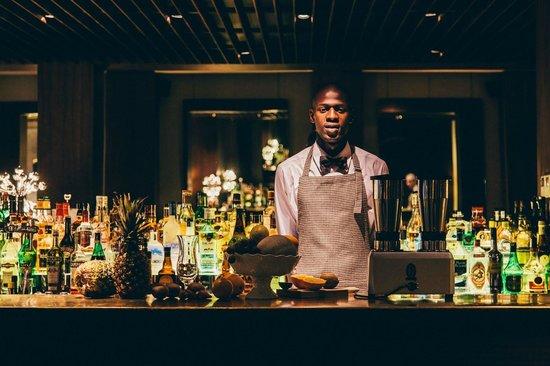 Hotel Regina Barcelona: Bar