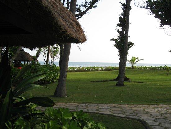 The Oberoi Bali: Vista desde la habitación