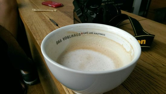 Das Voglhaus Cafe: Chill out and cafe