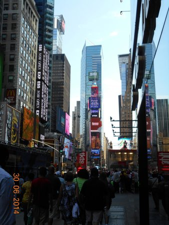 Hotel Edison Times Square: Times Square
