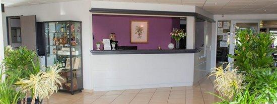 Armony Hotel : Reception