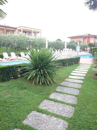Hotel Villa Olivo: Pool