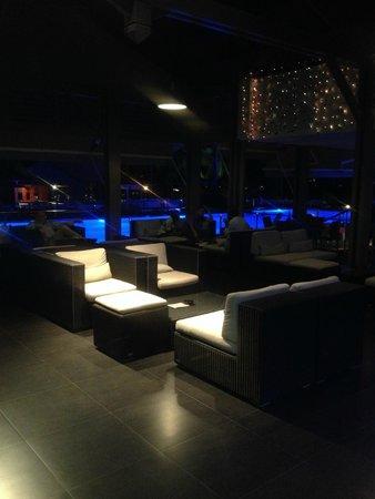 La Créole Beach Hôtel : Lounge