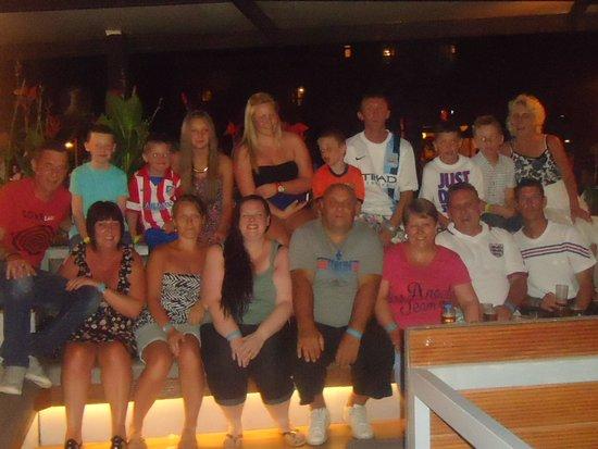 Be Live Family Aqua Fun Marrakech : Some of the Crew!!!