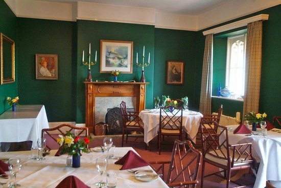 Hazelwood House: Dining room