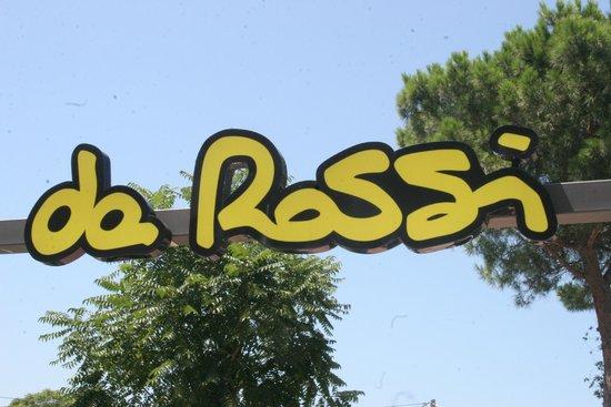 Ristorante Pizzeria Da Rossi: Ingresso