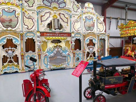 The Scarborough Fair Collection: Fairground organ.