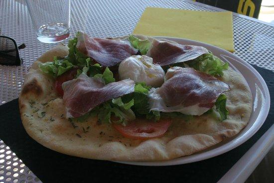 Ristorante Pizzeria Da Rossi: Pizza Cavatappi
