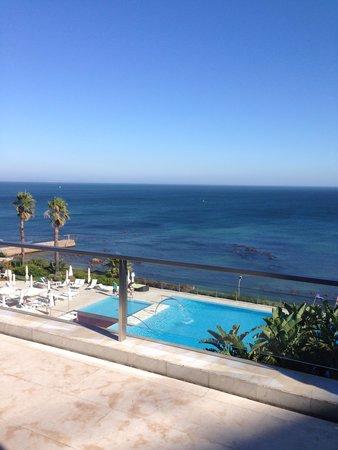Hotel Cascais Miragem: Udsigt fra balkon på 6. sal
