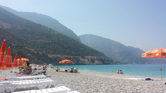 Turquoise Hotel: Het strand