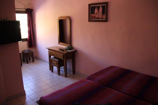 Hotel Parador - Chefchaouen : 2回のお部屋