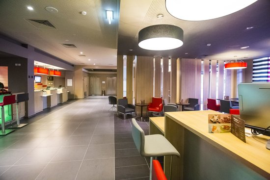 ibis Kaliningrad Center: Лобби