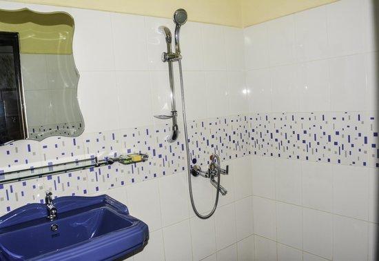 VJ City Hotel : Bathroom