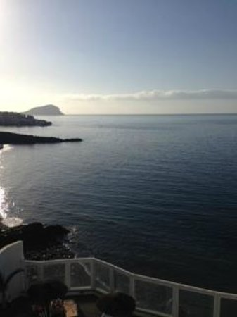 View From Room 6th Floor Picture Of Vincci Tenerife Golf Golf Del Sur Tripadvisor