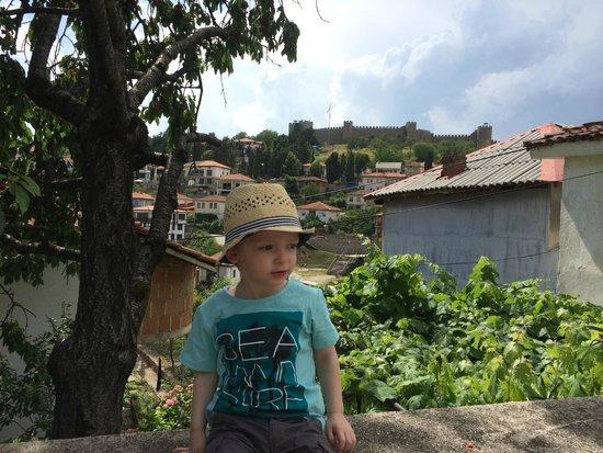 Vila Kale: Ohrid
