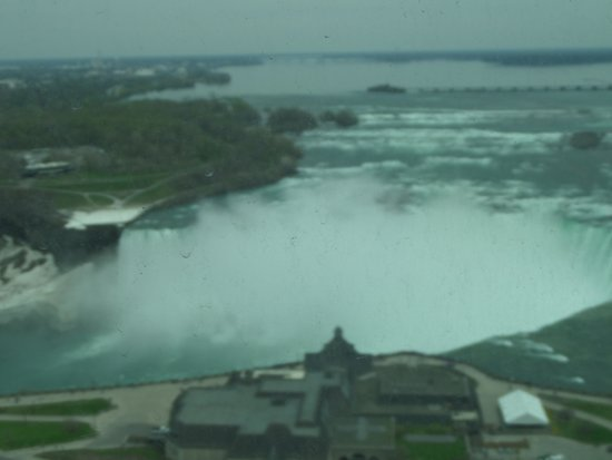 Embassy Suites by Hilton Niagara Falls Fallsview Hotel: veiw from room