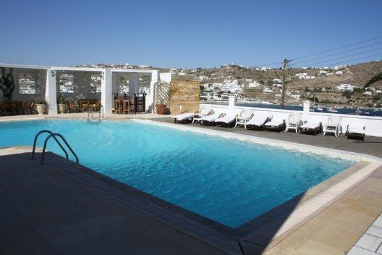 Hotel Dorion : piscinahotel