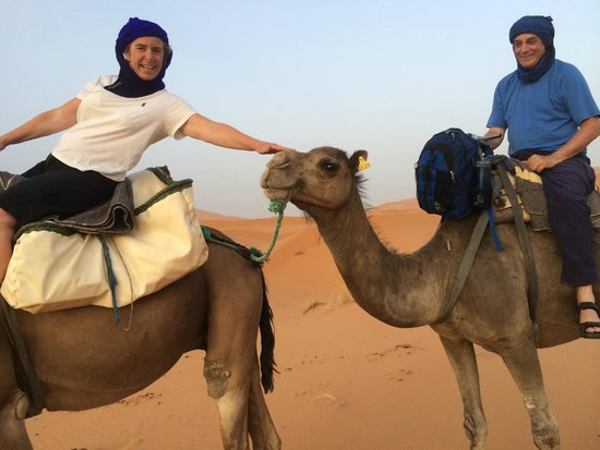 Just one experience on our Morocco Trip Adventure