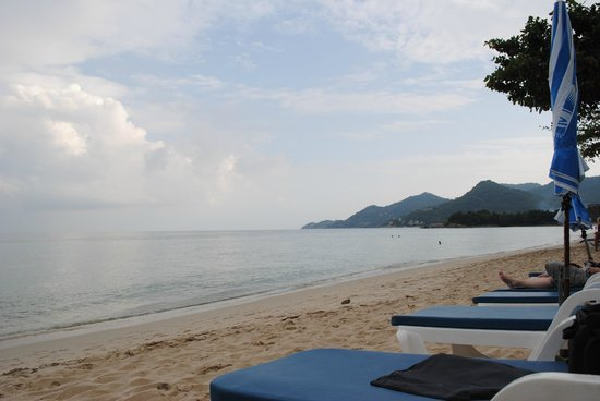 Chaweng Noi Beach: beach