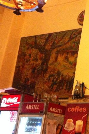 Petros Grill House: at Petros restaurant