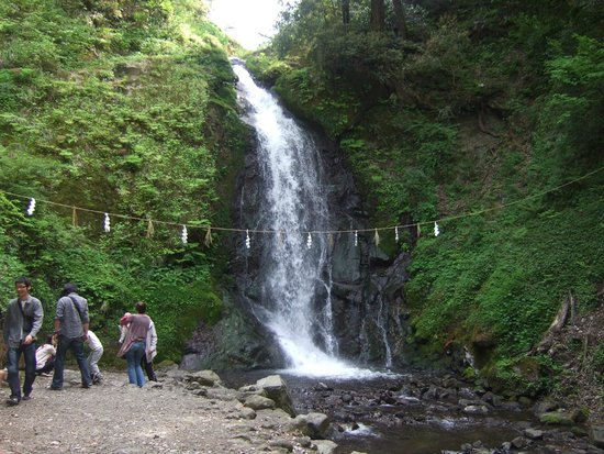 Ichijodani Asakurashi Ruin: 一乗滝