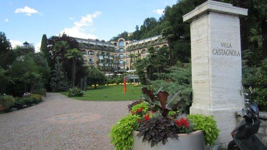 Grand Hotel Villa Castagnola: hotel