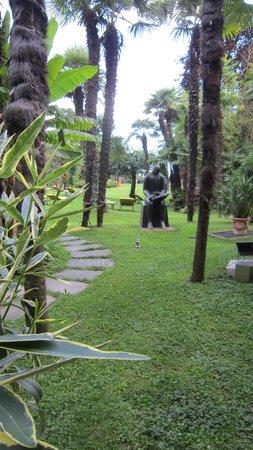 Grand Hotel Villa Castagnola : hotel area