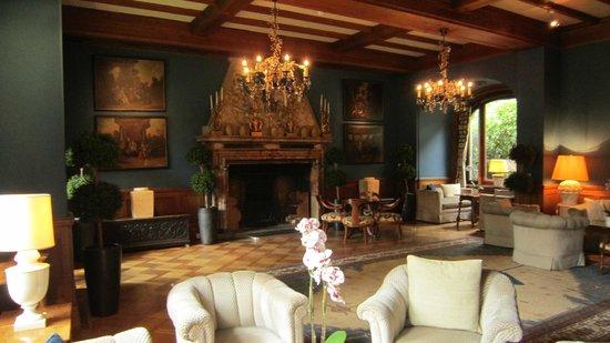 Grand Hotel Villa Castagnola : hotel