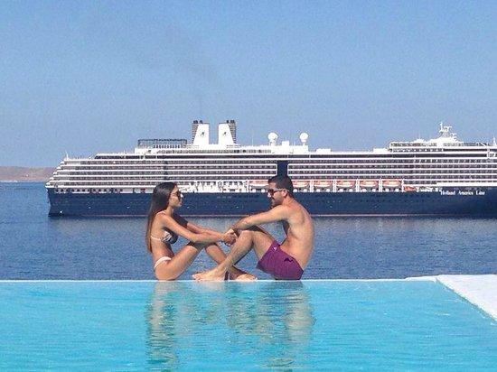 Apanema Resort : endless pool