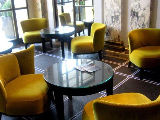 Hotel Brighton - Esprit de France : Lobby
