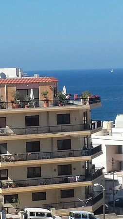 Soreda Hotel : Sea View