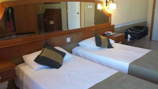 Soreda Hotel : Comfy beds