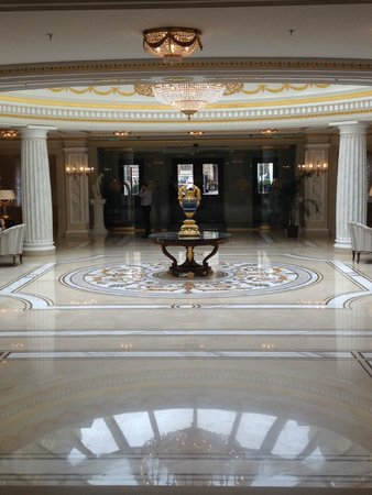 The State Hermitage Museum Official Hotel : Hall de Entrada