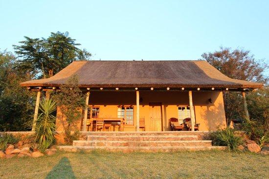 Kololo Game Reserve: @ Kololo: Oom Piet