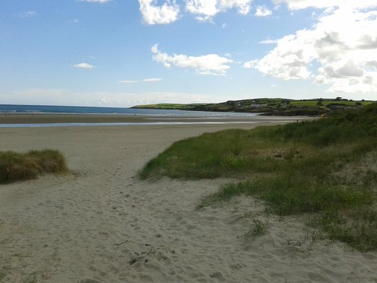 Inchydoney Island Lodge & Spa : Inchydoney Beach