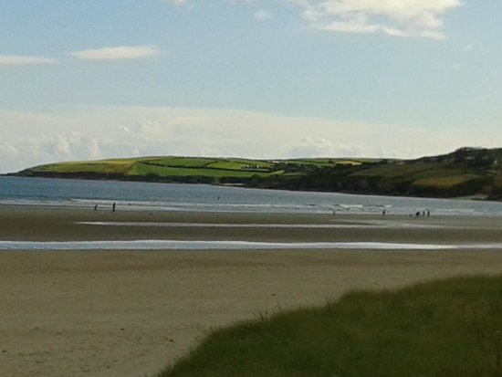 Inchydoney Island Lodge & Spa: Inchydoney Beach