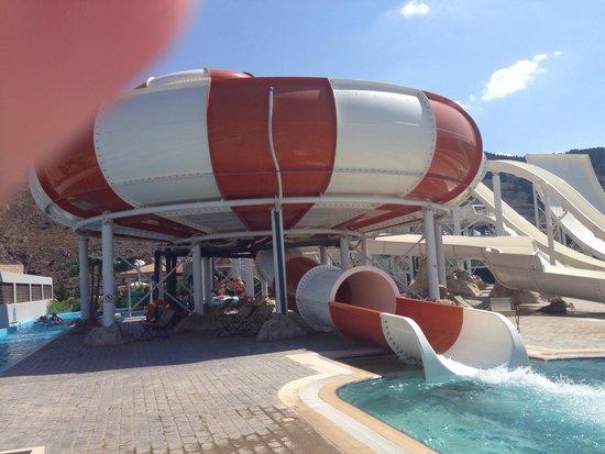 Atlantica Club Aegean Blue: Great slide