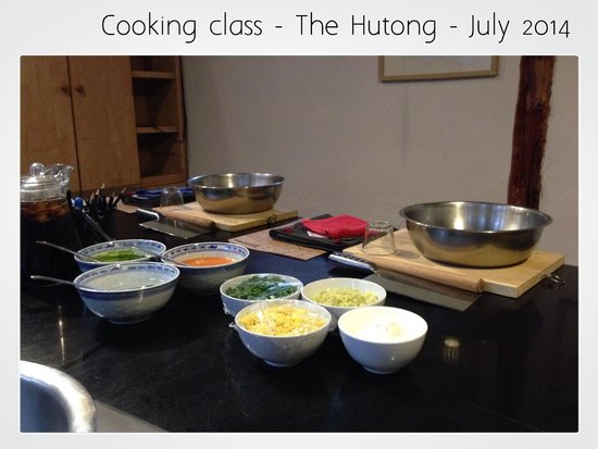 The Hutong - Culture Exchange Center : Traditional Chinese Dumplings