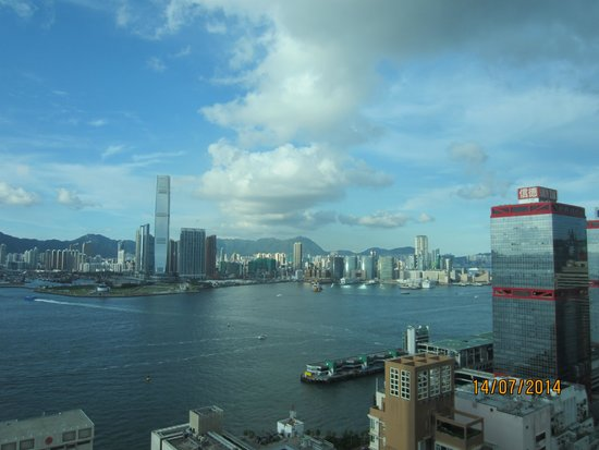 Ibis Hong Kong Central & Sheung Wan Hotel: view from my room