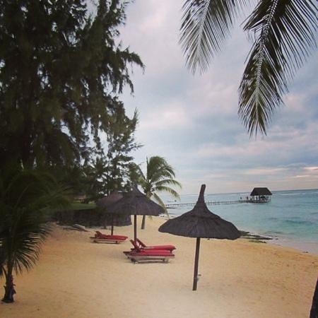 Le Meridien Ile Maurice : beach