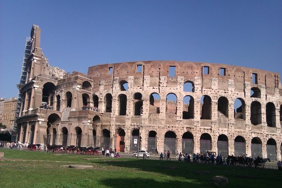 Coliseo: A must see!