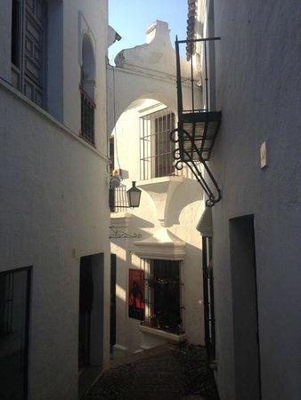 Poble Espanyol: barrio andaluz