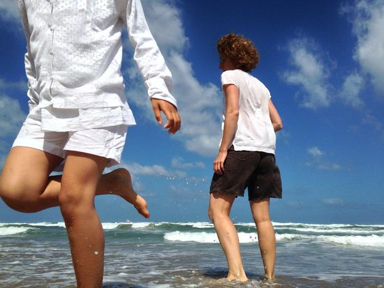 Is Arenas Resort : Spiaggi privata