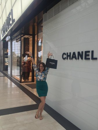 Marina Bay Sands: Торговый центр