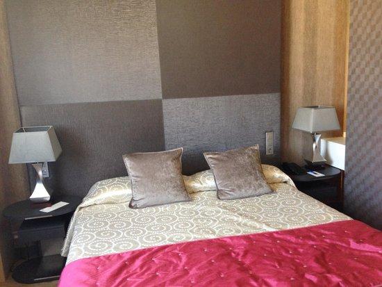 Avenida Sofia Hotel & Spa: Comfy Bed
